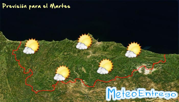 Meteoentrego El Tiempo En El Entrego Predicciones Asturias